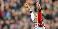 Berghuis in afscheidsduel Van Persie terug in basis Feyenoord