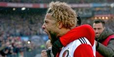 'Krasnodar wil Vilhena, maar deal met Feyenoord mislukt'