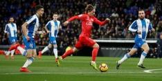 Real Madrid verslaat Espanyol en boekt derde zege op rij