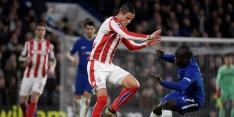 Afellay transfervrij: contract bij Stoke City ontbonden