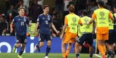 Doan plaatst zich met Japan voor de eindstrijd van de Azië Cup