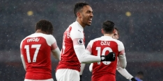 Arsenal worstelt zich in emotioneel duel langs Cardiff