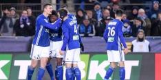 Buitenland: Strasbourg finalist, Real Betis schakelt Espanyol uit