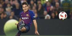 Barcelona laat overbodige Denis Suárez naar Celta vertrekken