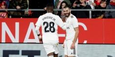 Benzema en Isco ontbreken op training van Real Madrid