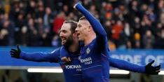 Chelsea herstelt zich met verve, verlies voor Babel