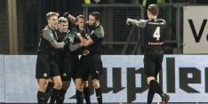 FC Groningen vecht zich in Tilburg uit degradatiezone