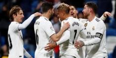 Real Madrid profiteert van misstap concurrenten