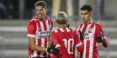Zes spelers van Jong PSV testen positief op corona