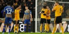 Wolverhampton Wanderers komt met de schrik vrij in FA Cup