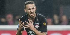 Koster weet niet of Avdijaj ooit nog voor Willem II zal spelen