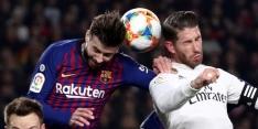 Piqué deelt sneer uit aan Real Madrid, Ramos pareert kritiek