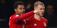Bayern München verlengt het contract van Gnabry met drie jaar