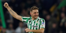 Joaquín breekt hattrickrecord en helpt Real Betis aan zege