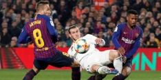Clásico's in gevaar voor geblesseerde Barça-middenvelder Arthur