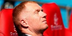 FA roept Scholes op het matje wegens gokken op 140 duels
