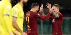 Roma dankt assist Karsdorp bij overwinning in Verona
