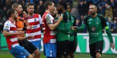 Derby van Brugge loopt uit de klauwen na bizarre actie