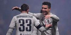 Juventus profiteert optimaal van puntenverlies Napoli