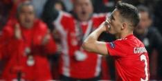 Benfica haalt dubbele cijfers tegen degradatiekandidaat