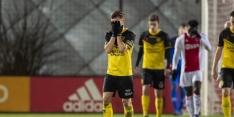 Roda levert wanprestatie bij Jong Ajax, Eagles winnen in Utrecht