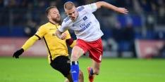 HSV bouwt met basisspeler Van Drongelen voorsprong verder uit