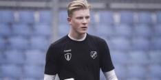 FC Utrecht geeft talentvolle doelman Houweling eerste contract