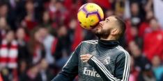"""Benzema leeft op na vertrek Ronaldo: """"Nu ben ik de aanvalsleider"""""""