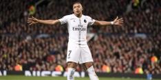 """Mbappé zonder Neymar en Cavani voorin: """"Dat was even wennen"""""""