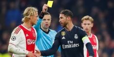 """Ramos blikt terug op verlies tegen Ajax: """"Pijnlijke dag voor Real"""""""