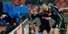Napoli en Chelsea overtuigen en winnen hun uitduel