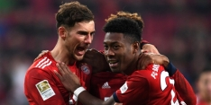 Bayern komt razendsnel eigen doelpunt te boven