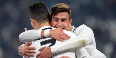 Ronaldo en Dybala geven signaal af bij zege Juventus