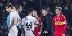 Woede van Go Ahead Eagles richt zich op scheidsrechter Bax
