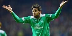 Veertigjarige Pizarro helpt Werder Bremen aan punt tegen Hertha