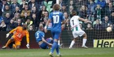 """Ongelukkige Van Beek na verlies: """"Dit is Feyenoord-onwaardig"""""""