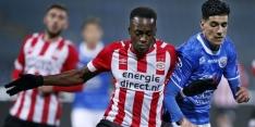 """PSV verlengt met Teze: """"Verdedigend moet ik nog stappen zetten"""""""