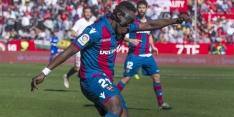Levante-aanvaller Boateng volgt Hamsik naar Dalian Yifang