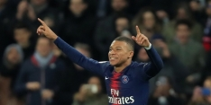 PSG kent in race richting titel ook geen hinder van Nîmes