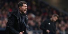 Thuiszege brengt Atlético tijdelijk naar tweede plaats in Spanje
