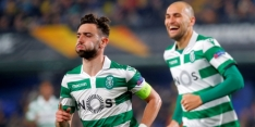 'Manchester United dichtbij akkoord met Sporting over Fernandes'