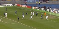 Video: Sol scoort en helpt Kiev aan de leiding tegen Olympiakos