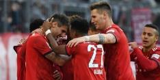 Bayern koploper na rode kaart Rekik, stunt Weghorst