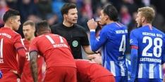 Rekik krijgt bijval van coach na 'lichtrode' kaart tegen Bayern