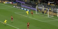 Comedy Capers bij AS Roma: tegengoal na kapitale blunders