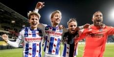 Heerenveen licht opties Bruijn, Woudenberg, Hornkamp en Høegh
