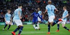 Kanté ontbreekt bij Chelsea in return tegen Frankfurt