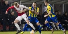 TOP Oss bezorgt Jong Utrecht achtste nederlaag op rij