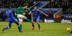 Schokeffect bij Leicester City ondanks eerste goal voor Pröpper