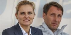 Wiegman houdt slag om de arm over Van der Gragt en Pelova